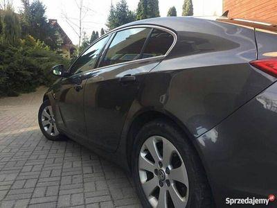 używany Opel Insignia 2009 SRI 2.0cdti stan igła Okazja!
