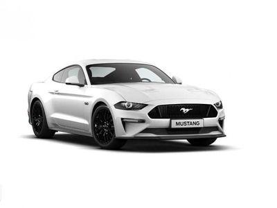 używany Ford Mustang GT Mustang VI Mustang MCA 5.0 Ti-VCT V8 450 KM, A10 Fastback