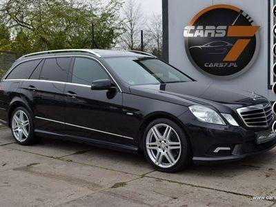 używany Mercedes E350 3dm 231KM 2011r. 295 000km