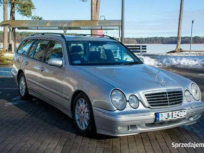 używany Mercedes E320 Avandgarde W210 3.2 CDI 2000R 197KM