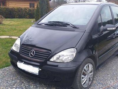 używany Mercedes A170 A 170