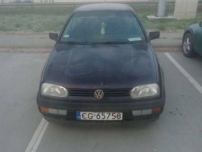 używany VW Golf III 1.8