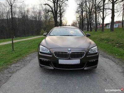 używany BMW 650 650 Gran Coupe i xDrive Mpakiet Indywidual