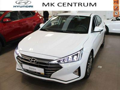 używany Hyundai Elantra 1.6dm 128KM 2019r. 3km