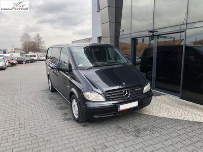 używany Mercedes Vito 2.2dm3 150KM 2006r. 319 000km Funkcjonalny,ekonomiczny,2,2 diesel,150KM, 5-cio osobowy