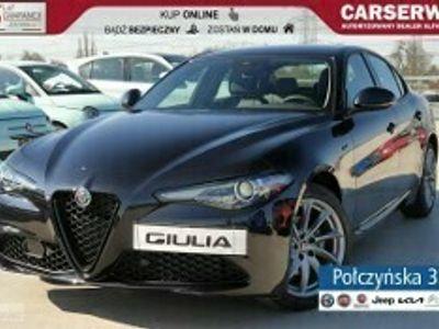 używany Alfa Romeo Giulia Sprint 2.0 200 KM   Czarny Vulcano   Dodatkowe opcje   2021