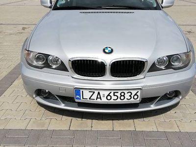 używany BMW 320 E46 coupe, 2003r polift, cd