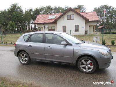 używany Mazda 3 1.6 DIESEL OKAZJA ZA GROSZE ALUSY CLIMATRONIC