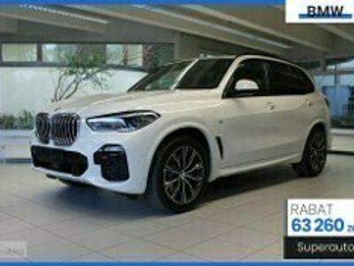 używany BMW X5 G05 3.0 xDrive45e (286KM) M SPORT +Pakiet innowacji+Reflektory laserowe