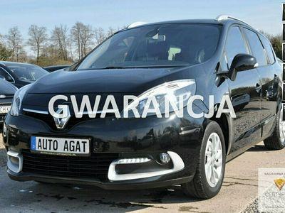 używany Renault Grand Scénic *nawi*zestaw głośnomówiący*bluetooth*gwarancja*limited*stan idealny IV (2013-)