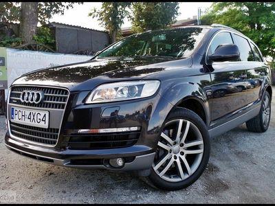 używany Audi Q7 I 3.0 TDI Quatro Navi Alu Skóra Kamera Xenon 2xPDC