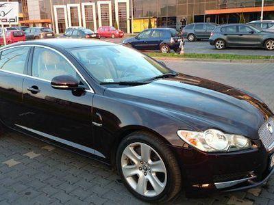 używany Jaguar XF 3dm3 240KM 2011r. 165 000km Premium Luxury V6 ABS automatyczna klima.