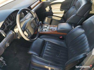 używany VW Phaeton 3.0 tdi 240km Lift ZAMIANA 4x4 Ledy wentylację