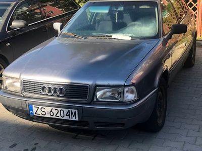 używany Audi 80 z niezawodnym silnikiem