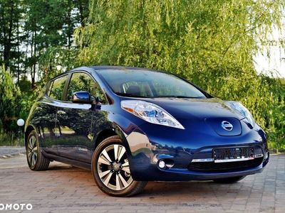 używany Nissan Leaf