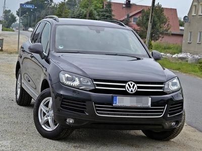 używany VW Touareg II Stan Salonowy / Wyposażony
