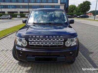 używany Land Rover Discovery 4
