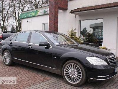 używany Mercedes 350 Klasa S W221Long Bluetec Nightvision Distronic Harman/Kardon