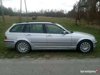używany BMW 320 E46 Touring d Okazja