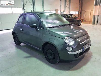 used Fiat 500 500 1.2dm3 69KM 2015r. 36 439km1.2 8V Pop Pakiet