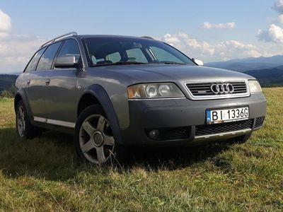 używany Audi A6 Allroad Automat 2.7T 250KM Quattro 4x4