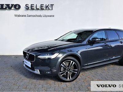 używany Volvo V90 2dm 235KM 2019r. 21 662km