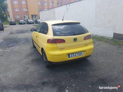 używany Seat Ibiza 1.2 klima