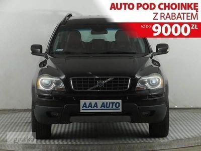 używany Volvo XC90 I Salon Polska, 182 KM, 4X4, Skóra, Xenon, Klimatronic,