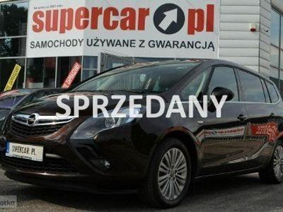 używany Opel Zafira C 1.6 EcoFlex 136 KM, 7-osób,Cosmo,FULL OPCJA, Gwarancja!!