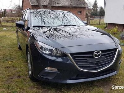 używany Mazda 3 Sport 2.0 Sedan 2016r