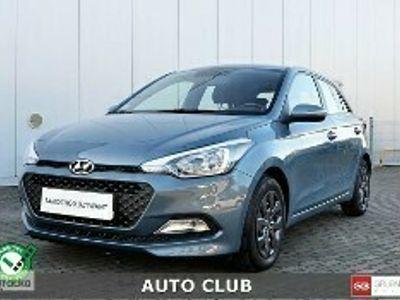 używany Hyundai i20 II 1.2i 82KM Salon PL Gwarancja FV23%