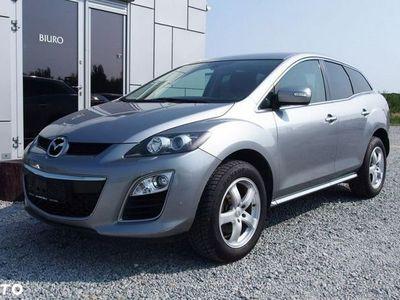 używany Mazda CX-7 2.2dm3 173KM 2011r. 170 000km 2.2 173KM 2011r. 170tys. km. Xenon, tempomat, skóry, elektryka
