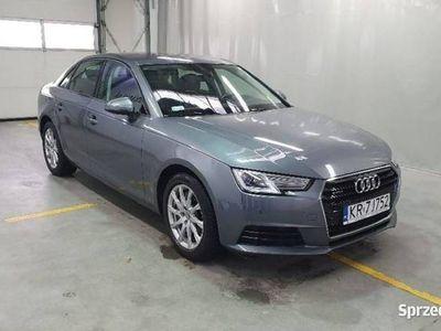 używany Audi A4 2dm 190KM 2015r. 119 328km