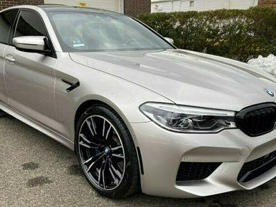 używany BMW M5 4.4dm 530KM 2020r. 3 554km