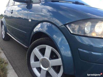 używany Audi A2 sprowadzone po opłatach
