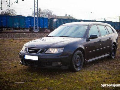 używany Saab 9-3 SC 1.9 TiD 150 KM 2006 r. od pasjonata marki