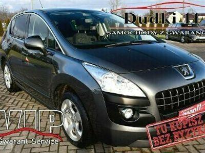 używany Peugeot 3008 I 1,6B DUDKI11 Navigacja,Klimatronic,Parktronic,Alu,Hak.GWARANCJA