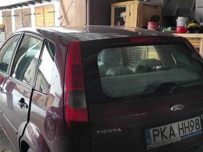 używany Ford Fiesta powypadkowy