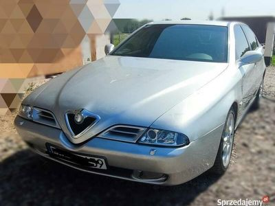 używany Alfa Romeo 166 2,4JTD 2001r.