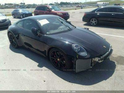 używany Porsche 992 4S Nowy Model Auto Punkt