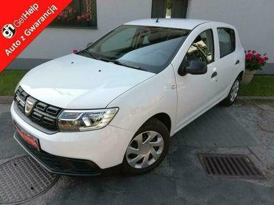 używany Dacia Sandero II 1.0 benzyna - I właściciel - 11 tyś . km.- gwarancja
