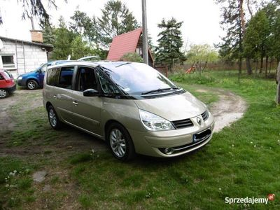 używany Renault Grand Espace Panorama Parrot Automat