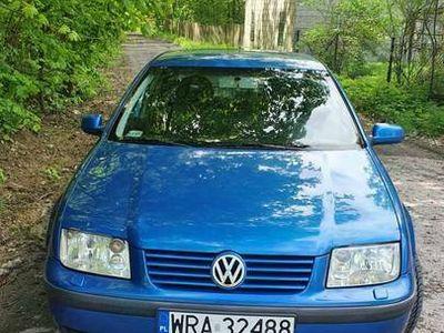 używany VW Bora 1.6SR 102km B+G sekwencja długie opłaty