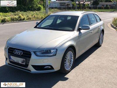 brugt Audi A4 2,0 TDI nawigacja faktura vat ko 2.0 2,0 TDI nawigacja faktura vat kombi automat opłacona kredyt bez bik