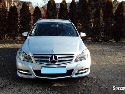 używany Mercedes C200 CDI 2011r diesel