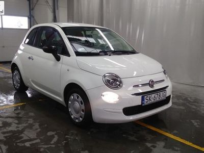 used Fiat 500 500 1.2dm3 69KM 2016r. 67 566km1.2 Pop