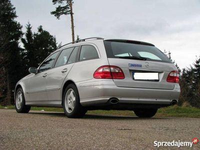 używany Mercedes E200 Kompressor Kombi (S211)