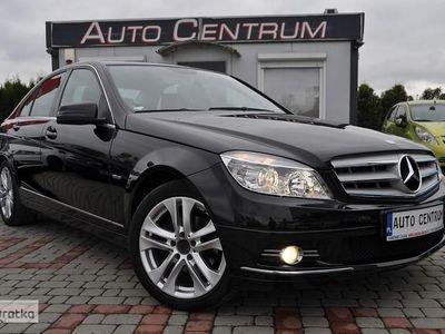 used Mercedes 200 Klasa C W204Serwisowany Bezwypadkowy Climatronic