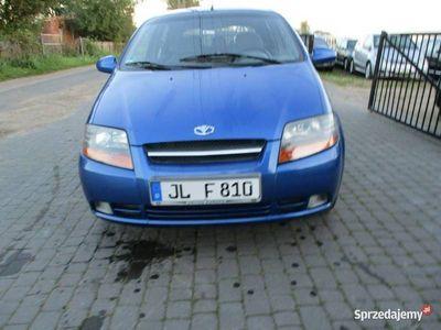 używany Chevrolet Kalos 1.4dm 83KM 2004r. 138 710km