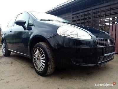 używany Fiat Grande Punto 1.2 benzyna 2009r. Z Niemiec